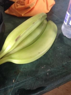 Triple banana