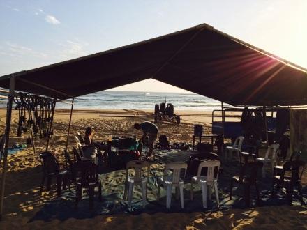 Sodwana Bay Beach